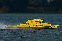 "Scott Liddycoat, NM-30 ""Pennzoil Big Bird"" (National Mod hydroplane(s)"