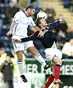 03/02/2007       Copyright Pic: James Stewart.File Name : sct_jspa26_falkirk_v_st_johnstone.PETER MACDONALD AND DARREN BARR CHALLENGE...James Stewart Photo Agency 19 Carronlea Drive, Falkirk. FK2 8DN      Vat Reg No. 607 6932 25.Office     : +44 (0)1324 570906     .Mobile   : +44 (0)7721 416997.Fax         : +44 (0)1324 570906.E-mail  :  jim@jspa.co.uk.If you require further information then contact Jim Stewart on any of the numbers above.........