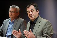 Le Secretaire general de la FTQ, Serge Cadieux,<br /> Juin 2012