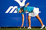 Anna Nordqvist of Sweden in action during the Day 4 of the LPGA Sunrise Taiwan Championship on at Sunrise Golf Course on October 23, 2011 in Taoyuan, Taiwan. Photo by Victor Fraile / The Power of Sport Images
