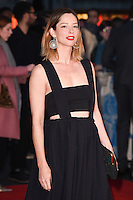 """Sienna Guillory<br /> at the London Film Festival 2016 premiere of """"Free Fire at the Odeon Leicester Square, London.<br /> <br /> <br /> ©Ash Knotek  D3182  16/10/2016"""