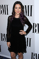 BEVERLY HILLS, CA, USA - MAY 13: Michelle Branch at the 62nd Annual BMI Pop Awards held at the Regent Beverly Wilshire Hotel on May 13, 2014 in Beverly Hills, California, United States. (Photo by Xavier Collin/Celebrity Monitor)