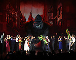 'King Kong - Alive on Broadway' - Opening Night Curtain Call