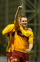 :: MOTHERWELL'S FRANCIS JEFFERS CELEBRATES AFTER HE SCORES THE THIRD ::.29/03/2011   sct_jsp017_motherwell_v_dundee_utd     .Copyright  Pic : James Stewart.James Stewart Photography 19 Carronlea Drive, Falkirk. FK2 8DN      Vat Reg No. 607 6932 25.Telephone      : +44 (0)1324 570291 .Mobile              : +44 (0)7721 416997.E-mail  :  jim@jspa.co.uk.If you require further information then contact Jim Stewart on any of the numbers above.........