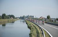 canal + peloton<br /> <br /> 12th Eneco Tour 2016 (UCI World Tour)<br /> stage 3: Blankenberge-Ardooie (182km)