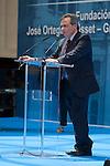Transplantation National Organitation president Rafael Matesanz during the Medalla de Oro de Madrid (Madrid´s golden medal) awards ceremony at Madrid´s city hall. May 5, 2014. (ALTERPHOTOS/Victor Blanco)