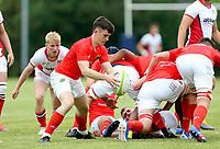 Wednesday 21st August 2019 | Ulster U19 vs Munster U19  <br /> <br /> John O'Sullivan during the U19 Inter-Pro between Ulster and Munster at Bangor Grammar School, Bangor, County Down, Northern Ireland.. Photo by John Dickson - DICKSONDIGITAL
