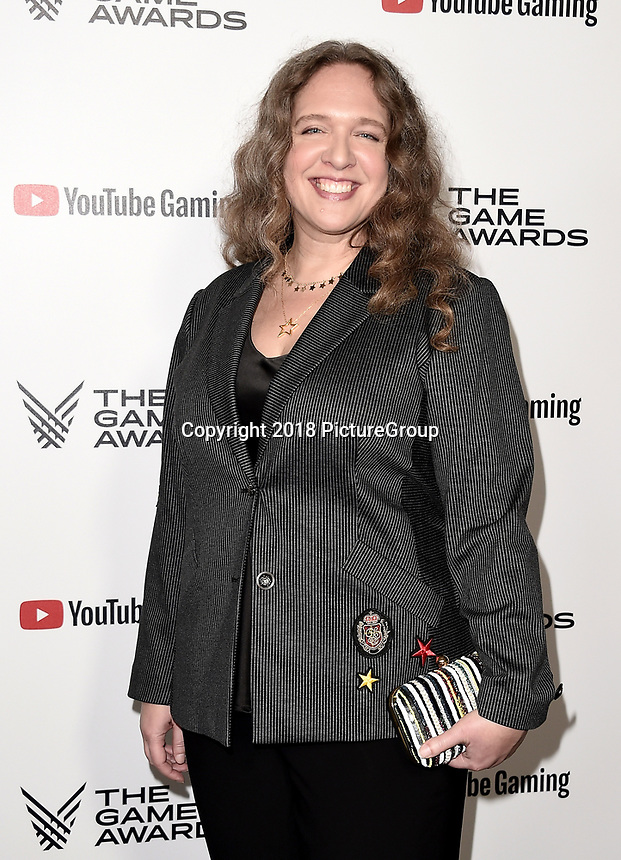 LOS ANGELES - DECEMBER 6: Elaine Chase attends the 2018 Game Awards at the Microsoft Theater on December 6, 2018 in Los Angeles, California. (Photo by Scott Kirkland/PictureGroup)