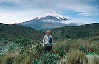 Christiane Kappes Ecuador Cotopaxi