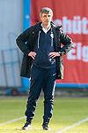 20.02.2021, xtgx, Fussball 3. Liga, FC Hansa Rostock - SV Waldhof Mannheim, v.l. Jens Haertel (Hansa Rostock, Trainer) nachdenklich<br /> <br /> (DFL/DFB REGULATIONS PROHIBIT ANY USE OF PHOTOGRAPHS as IMAGE SEQUENCES and/or QUASI-VIDEO)<br /> <br /> Foto © PIX-Sportfotos *** Foto ist honorarpflichtig! *** Auf Anfrage in hoeherer Qualitaet/Aufloesung. Belegexemplar erbeten. Veroeffentlichung ausschliesslich fuer journalistisch-publizistische Zwecke. For editorial use only.