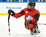 Bryan Sholomicki, PyeongChang 2018 - Para Ice Hockey //  Para-hockey sur glace.<br />