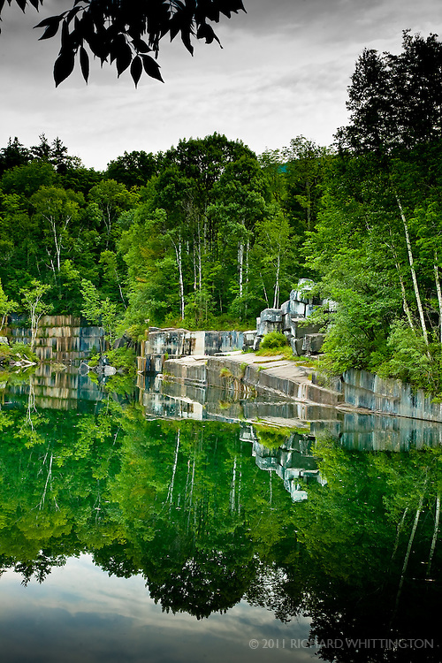 Dorset quarry is the oldest marble quarry in the US dating from 1785.