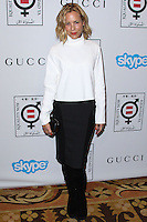 """BEVERLY HILLS, CA - NOVEMBER 04: Actress Maria Bello arrives at the Equality Now Presents """"Make Equality Reality"""" Event held at the Montage Beverly Hills on November 4, 2013 in Beverly Hills, California. (Photo by Xavier Collin/Celebrity Monitor)"""