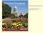 """Private guided tours of Denver and surrounding mountains by John.<br /> Cover: """"Denver, Colorado: A Photographic Portrait"""" by John Kieffer."""