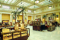 Washington, DC, District of Columbia, Gift shop inside Union Station in Washington D.C.