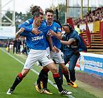 060817 Motherwell v Rangers