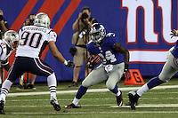 RB David Wilson (Giants) gegen LB Niko Koutouvidis (Patriots)