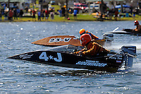 4-J and 23-V (runabout)....Stock  Outboard Winter Nationals, Ocoee, Florida, USA.13/14 March, 2010 © F.Peirce Williams 2010