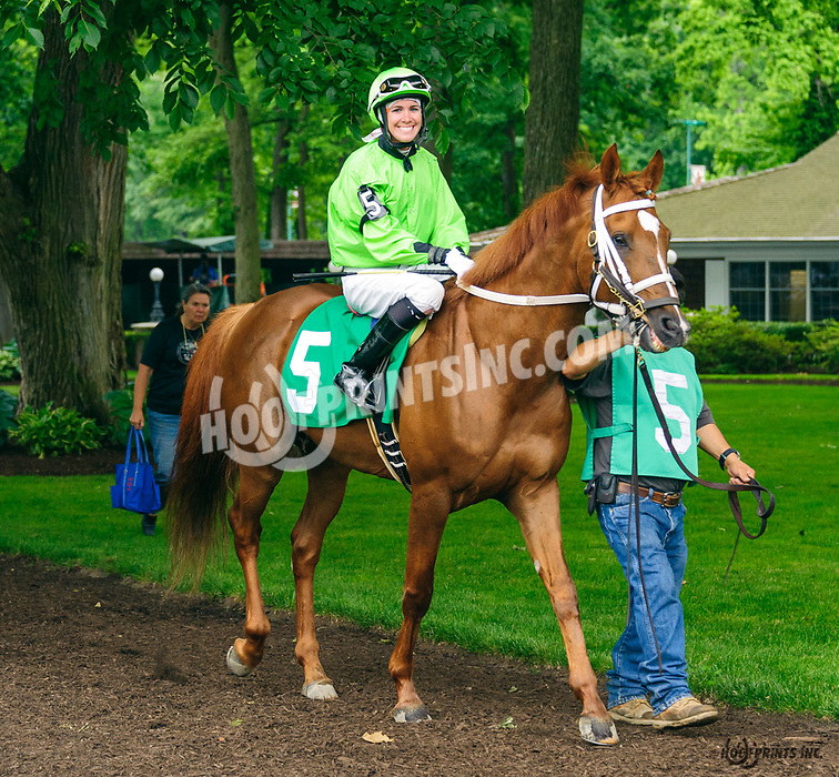 Quick and Rich at Delaware Park on 6/5/2017