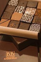 Europe/France/Auvergne/63/Puy-de-Dôme/Clermont-Ferrand: Boite de chocolat de chez Borzeix-Besse,