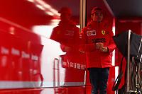 #16 Charles Leclerc, Scuderia Ferrari. Formula 1 World championship 2020, Winter testing days #1 2020 Barcelona, 21-02-2020<br /> Photo Federico Basile / Insidefoto