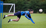 Bilel Mohsni scores with a diving header