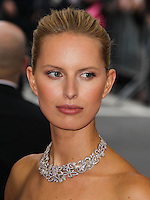 """NEW YORK CITY, NY, USA - MAY 05: Karolina Kurkova at the """"Charles James: Beyond Fashion"""" Costume Institute Gala held at the Metropolitan Museum of Art on May 5, 2014 in New York City, New York, United States. (Photo by Xavier Collin/Celebrity Monitor)"""