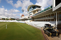 General view of the ground prior to  Nottinghamshire CCC vs Essex CCC, LV Insurance County Championship Group 1 Cricket at Trent Bridge on 6th May 2021