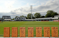 Player of the match trophies prior to Essex Eagles vs Hampshire Hawks, Vitality Blast T20 Cricket at The Cloudfm County Ground on 11th June 2021