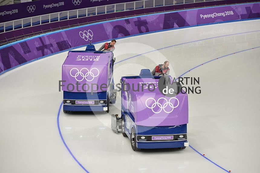 OLYMPIC GAMES: PYEONGCHANG: 19-02-2018, Gangneung Oval, Long Track, ©photo Martin de Jong