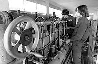 - Venezia, istituto tecnico professionale marinaro Giorgio Cini (Settembre 1980) <br /> <br /> - Venice, marine technical professional institute Giorgio Cini (September 1980)