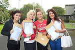 Leaving cert results 2012