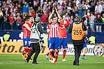Atletico de Madrid's Gabi during La Liga Match at Vicente Calderon Stadium in Madrid. May 14, 2016. (ALTERPHOTOS/BorjaB.Hojas)