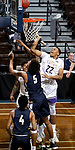 College of Idaho vs Marian 2018 NAIA Men's Basketball Championship
