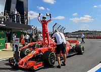 Formula One Silverstone - 6-8 July 2018