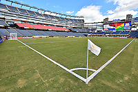 Foxborough, MA - Friday June 10, 2016:  during a Group D Copa America Centenario match between Chile (CHI) and Bolivia (BOL)  at Gillette Stadium.
