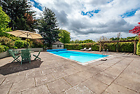 BNPS.co.uk (01202 558833)<br /> Pic: SimplyStunningByTom/Jordan Auctioneers/BNPS<br /> <br /> A country house that belonged to one of the owners of legendary missing racehorse Shergar is going to auction for £625,000.<br /> <br /> Barrow House was owned by renowned equine vet Stan Cosgrove and the five-bedroom house overlooks a river and has a swimming pool and tennis court.<br /> <br /> The late Mr Cosgrove was a syndicate owner, along with the Aga Khan, of the 1981 double Derby winning horse Shergar and the horse's vet before it was kidnapped.
