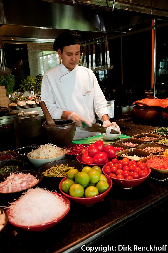Vereinigte arabische Emirate (VAE), Dubai, Restaurant The  Thai Kitchen im Hotel Park Hyatt
