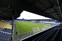 General view of the Kiyan Prince Foundation Stadium during AFC Wimbledon vs Accrington Stanley, Sky Bet EFL League 1 Football at The Kiyan Prince Foundation Stadium on 3rd October 2020