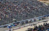 #51: Kyle Busch, Kyle Busch Motorsports, Toyota Tundra Cessna and #16: Austin Hill, Hattori Racing Enterprises, Toyota Tundra United Rentals