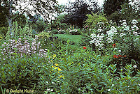 HS47-006c  Flower Garden