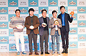 Press conference of Manners of Taste, a TV program of JTBC in Seoul