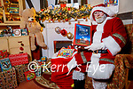 Santa Claus at the Kerry County Museum at their Tales from the Festive Hall theme on Saturday.