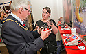Falkirk's Deputy Provost, Councillor John Patrick takes part in a two minute hearing test with audiologist Lynsey McDonald.<br /> <br /> <br /> 29/06/2016    002_amplifon  <br /> Copyright  Pic : James Stewart   <br /> James Stewart Photography, 19 Carronlea Drive, Falkirk. FK2 8DN  <br /> Vat Reg No. 607 6932 25  <br /> Mobile : +44 (0)7721 416997  <br /> E-mail  :  jim@jspa.co.uk  <br /> If you require further information then contact Jim Stewart on any of the numbers above ...