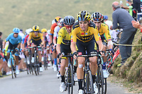 5th September 2020, Grand Colombier, France;  VAN AERT Wout (BEL) of TEAM JUMBO - VISMA during stage 15 of the 107th edition of the 2020 Tour de France cycling race, a stage of 191,5 kms with start in Lyon and finish in Grand Colombier