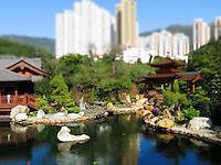 Hong-Kong, Chine, Asia, Asie, Nan Lian Garden. Nan Lian Garden (????).
