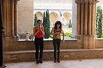 Prélude musical l'APPEL pour flute et tama<br /> <br /> Création et interprétation : Aline Bieth et Lou Renaud-Bailly<br /> Cadre Prototype VI<br /> Lieu Fondation Royaumont<br /> Date 30/08/2019