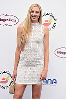 Naomi Broady<br /> arriving for the Tennis on the Thames WTA event in Bernie Spain Gardens, South Bank, London<br /> <br /> ©Ash Knotek  D3412  28/06/2018