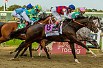 SEPT 25, 2021: Always Carina in the Gr.1 Cotillion Stakes, for 3-year old fillies, going 1 1/16mile, at Parx Racing, Bensalem, PA. Sue Kawczynski/Eclipse Sportswire/CSM