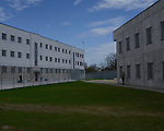 View of the Cesu correctional institution of juveniles which has been renovated in one part and newly built in other part, Cesu, May 2013. <br /> <br /> There are 50 inmates at the moment at the correctional institution.